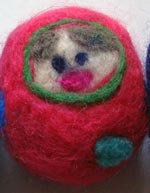 Needle Felting by Vicki - click to see Vicki's page
